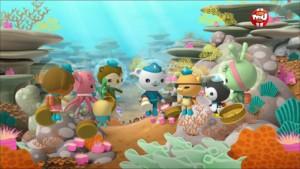 Les octonauts et le récif de corail - Octonauts