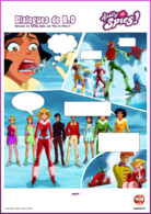 BD totally spies page2