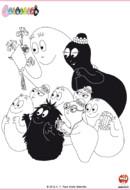La famille Barbapapa2