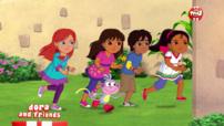 Découvre les nouvelles aventures de Dora and Friends