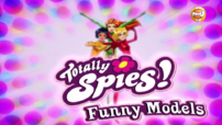 Bonus totally spies saison 6 - funny models
