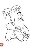 Patrick peintre