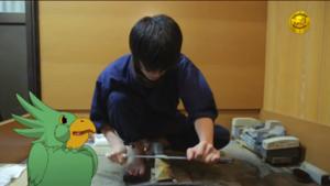 Documentaire : Le sabre du Samouraï
