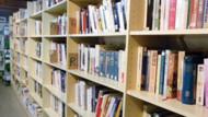 Coloriage Bibliothèque