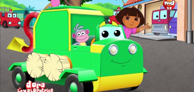 Bande Annonce - Dora l'Exploratrice