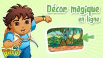 Décor magique Diego