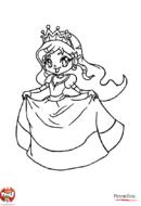 La princesse amusée