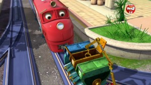 Chuggington, ville propre - Chuggington