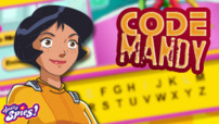 Jeu Totally Spies : Code Mandy