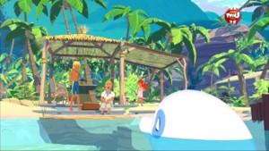 Une amoureuse pour Oncle Patrick - Oum le dauphin blanc