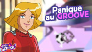 Jeu Totally Spies : Panique au groove
