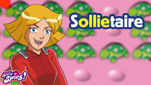 Jeu Totally Spies : Sollietaire