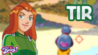 Jeu Totally Spies : Tir