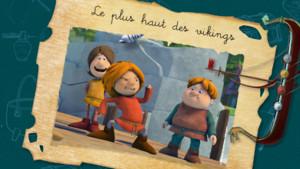Vignette carnet de bord vic le viking