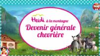 Heidi - Les chèvres