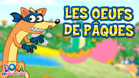 Jeu Dora L&#039;Exploratrice : Les Oeufs De Pques