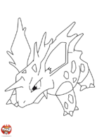 Coloriages pokemon top du coloriage pokemon tfou - Coloriages tfou ...