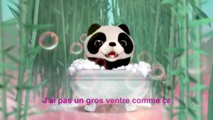 BA wawah le chien panda
