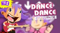 Jeu Dance Dance Challenge