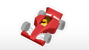 Coloriage Activités Formule 1