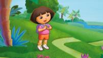 Dora cherche son chemin