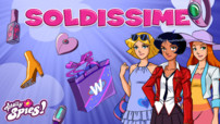 jeu totally spies Soldissime