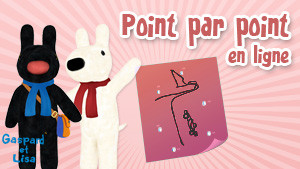 Point par point Gaspard et Lisa