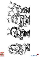 Petit Spirou amoureux