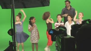 Making off des enfants - TFou de jeux