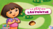 Jeu Dora L&#039;Exploratrice : Le Labyrinthe