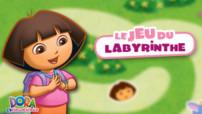 Jeu Dora L'Exploratrice : Le Labyrinthe